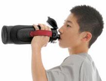 Pití z termosky