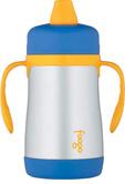 Thermos Fogoo - termoska s měkkým pítkem - nasazení