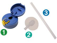 Thermos Foogo - termoska pro miminka - údržba
