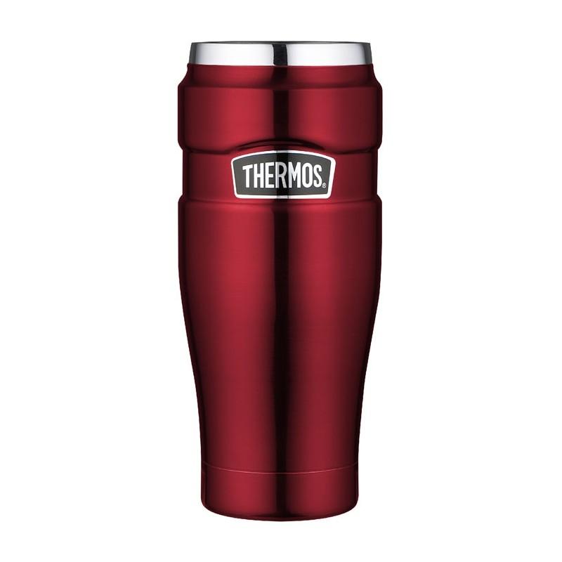 Vodotěsný termohrnek - červená