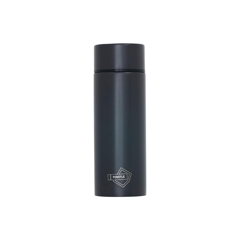 Kapesní termohrnek POKETLE - charcoal gray