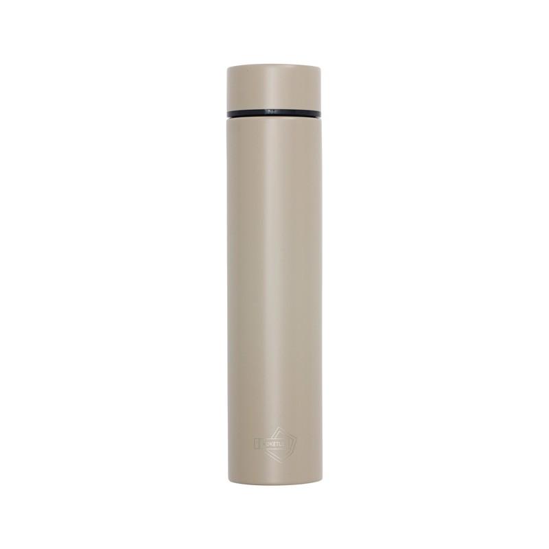Kapesní termohrnek POKETLE - beige