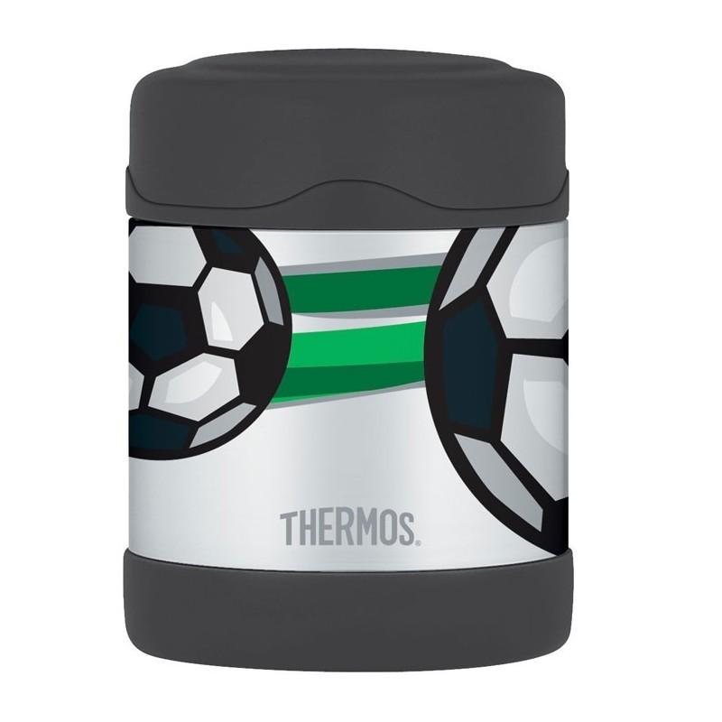 Dětská termoska na jídlo - fotbal