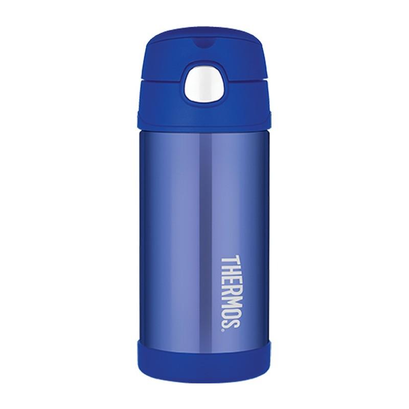 Dětská termoska - modrá