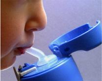 Thermos FUNtainer - dětská termoska - pití