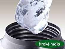 Thermos Versatile - univerzální termohrnke - hrdlo
