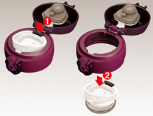 Thermos Versatile - univerzální termohrnek - údržba